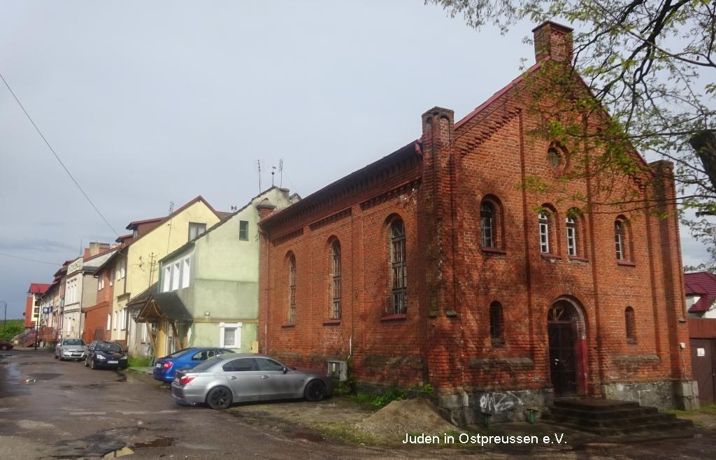 Rosenberg Susz Synagogue