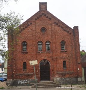 Synagogue Rosenberg Poland Susz