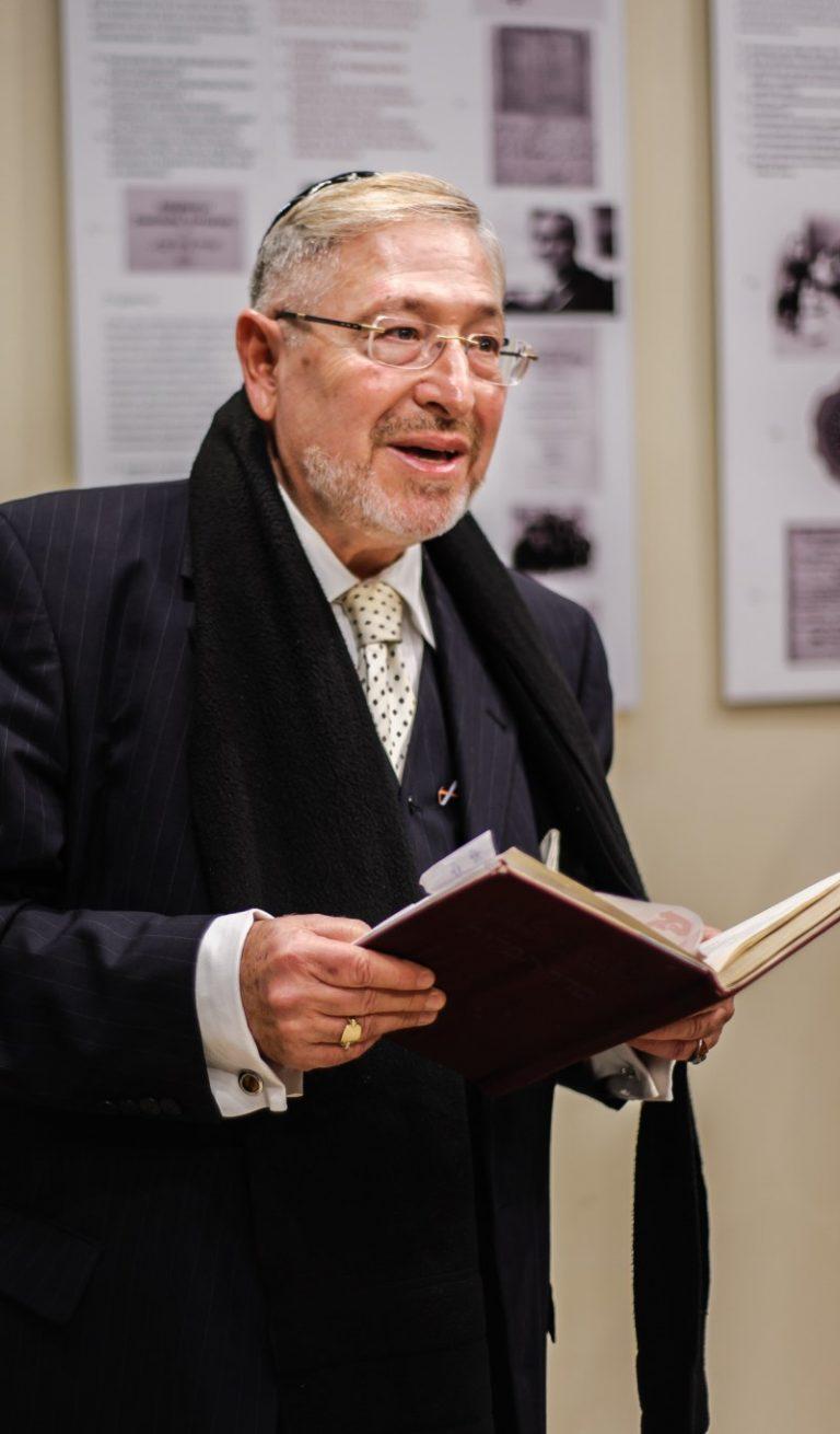 Dov Galmor-Geier