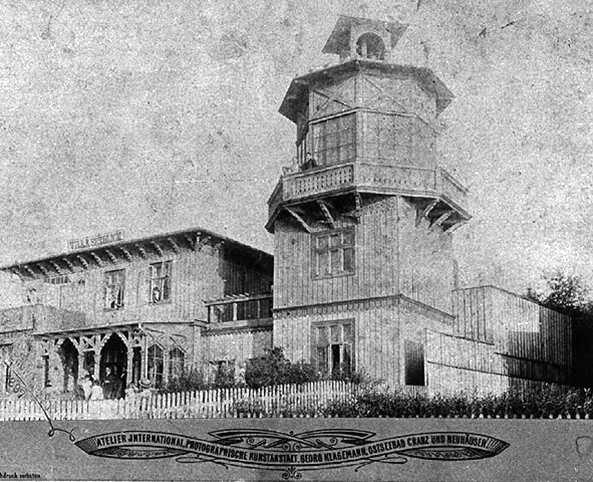 Villa Marx Cranz