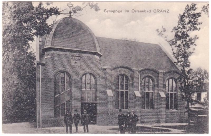 Synagoge Cranz