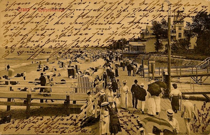 Postcard Cranz