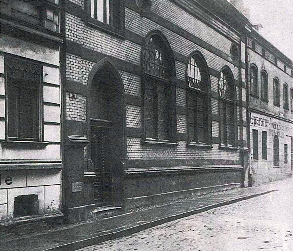 Orthodoxe Synagoge Königsberg