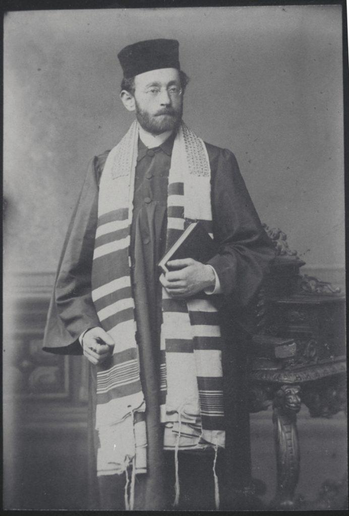 Rabbi Esra Munk Königsberg