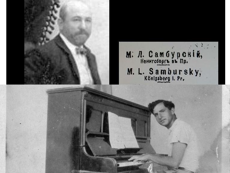 Sambursky Menachem Daniel