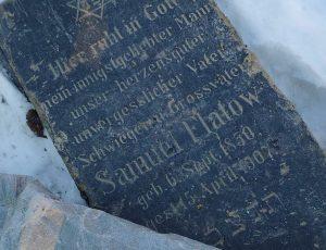 Samuel Flatow Tomb Kaliningrad