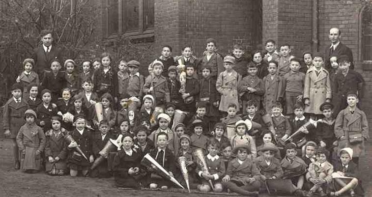 Jewish School in Königsberg