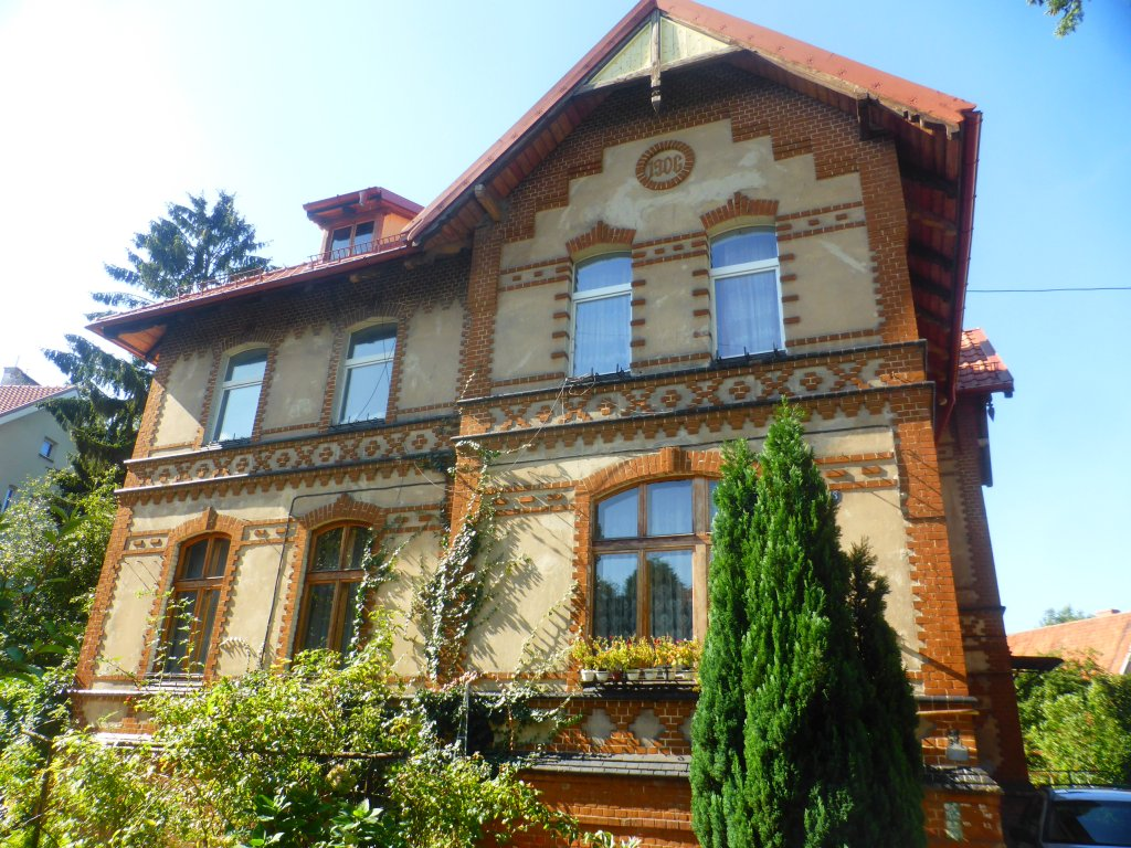 Villa Gpethestrasse
