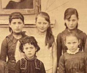 Gruenberg Family Girls