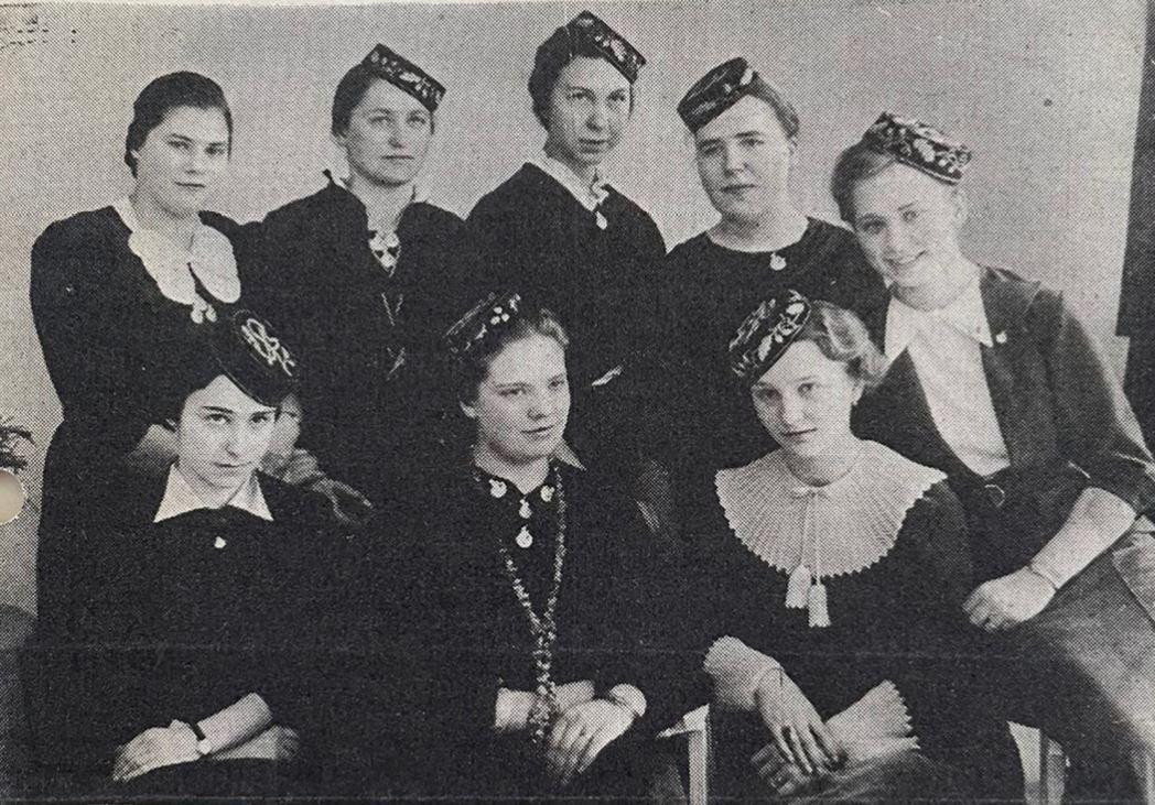 Abi 1937 in Königsberg